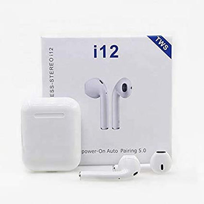 I12 TWS True Wireless Stereo Airpods