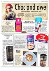 Devnaa Feature - Highland News Oct 2012