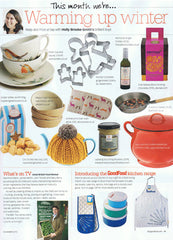 Devnaa Feature - Good Food Magazine Nov 2012