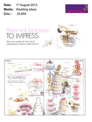 Devnaa Feature - Wedding Ideas Magazine Aug 2012