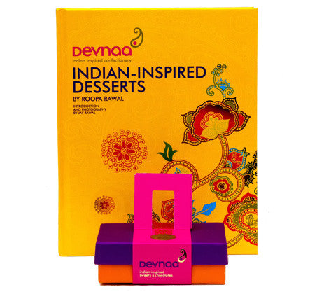 Devnaa's Desserts Book & Limited Edition Mixed Tiffin Set