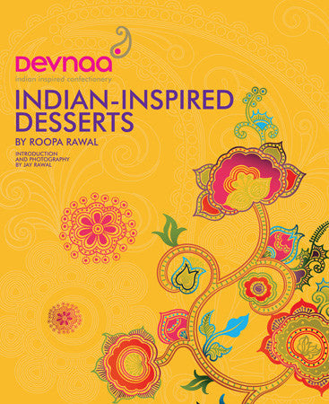 Devnaa Indian Inspired Desserts Recipe Book