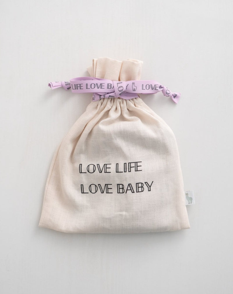 LOVE LIFE LOVE BABYギフトバッグ