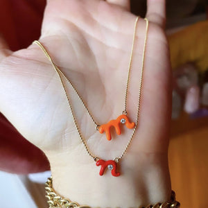 munchkin necklaces