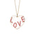 Big Love Pendant