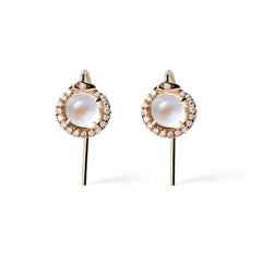 Temptation Earrings Pavé