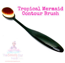 Load image into Gallery viewer, Tropical Mermaid Contour Brush