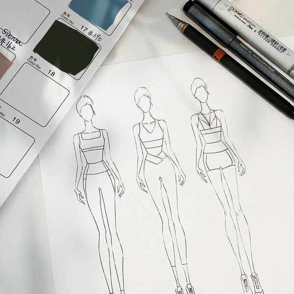 sustainable activewear designs