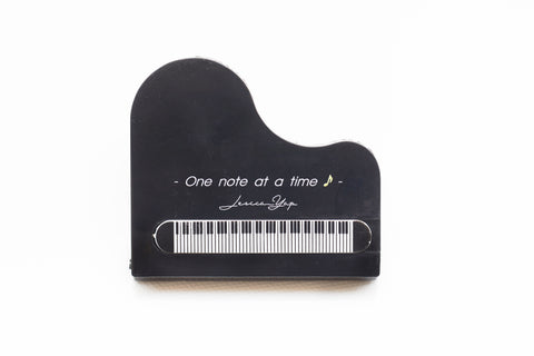 """One Note at a Time"" Bookclip"
