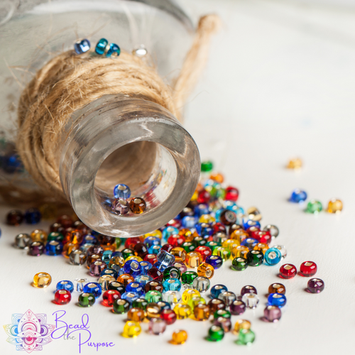 Seed Bead World - Bead the Purpose