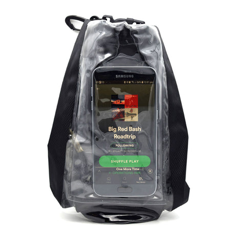 Dry Bag With Phone Pocket