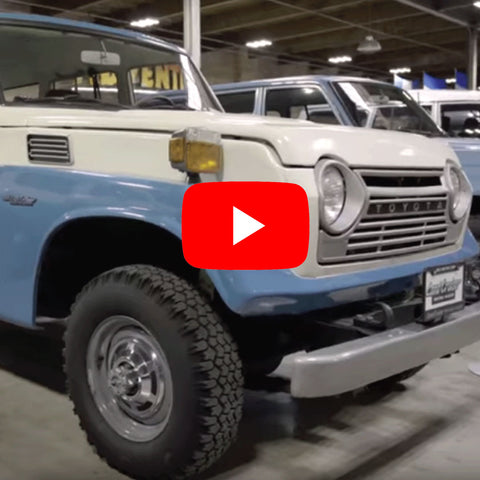 History of Landcruiser YouTube Link