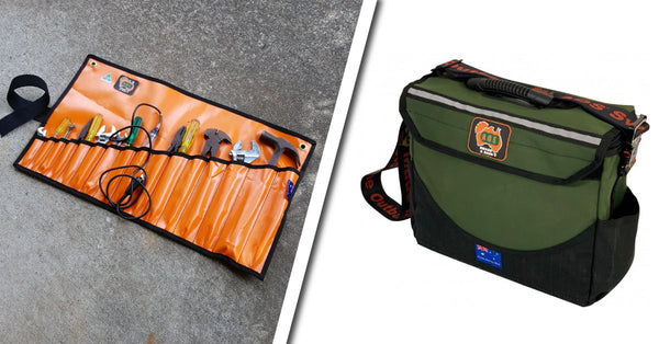 Universal Tool Roll VS Tool Bag