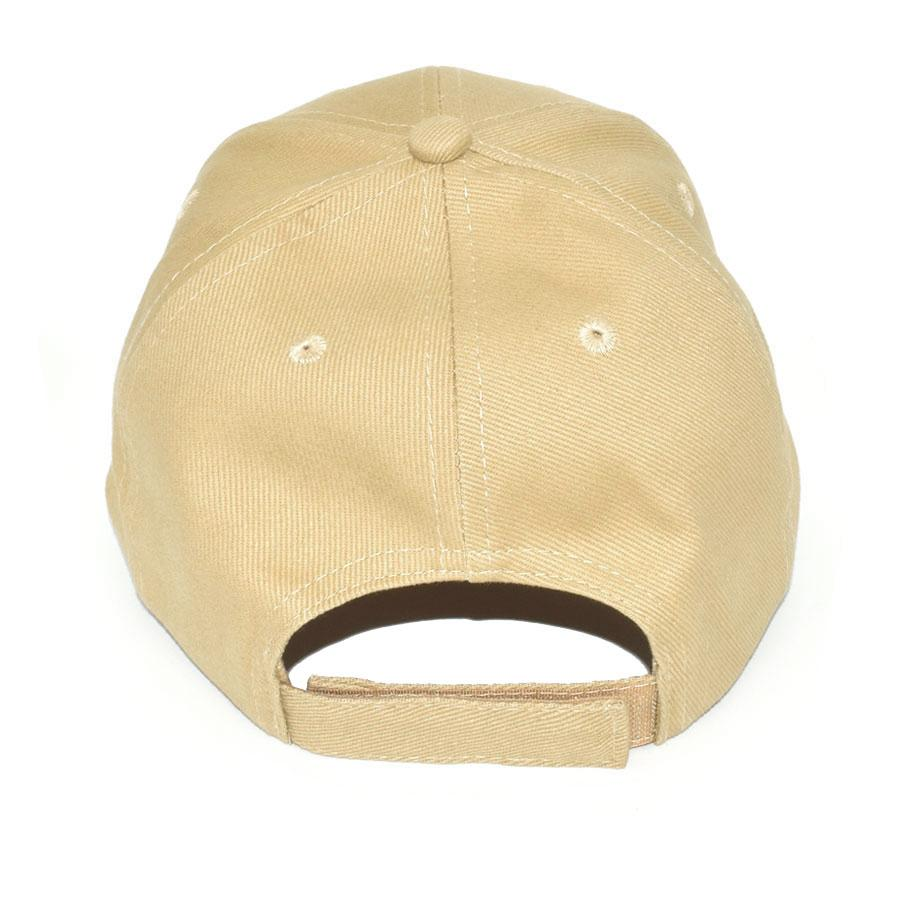 Explorer Cotton Cap Back Dark Khaki