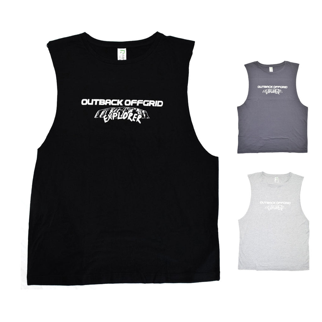 Men's Outback Offgrid Explorer Muscle Shirt