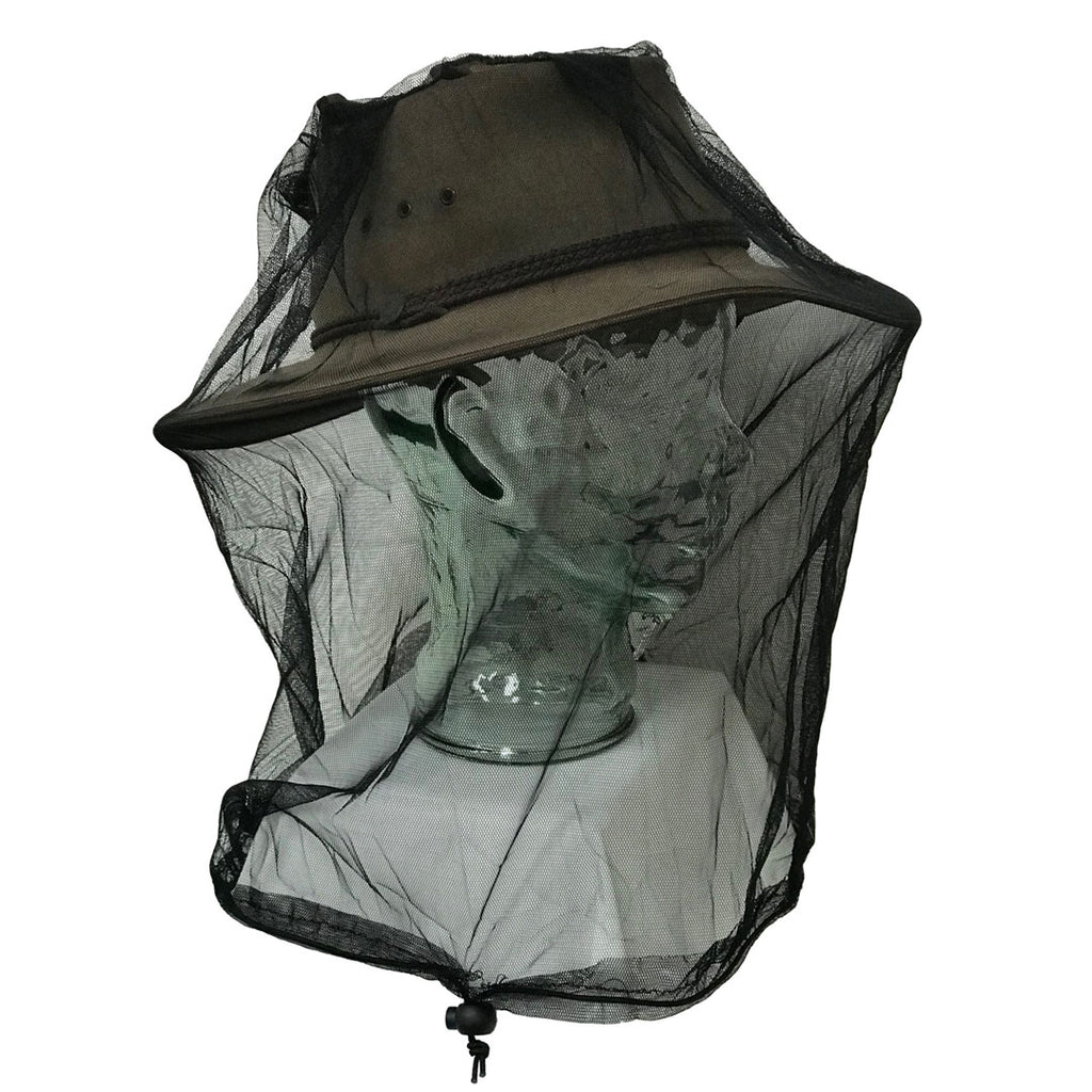 Fly Net or Mosquito Net that goes over hat