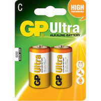 6 x C Cell Batteries for iFetch (small) , Batteries - GP Ultra, iFetch