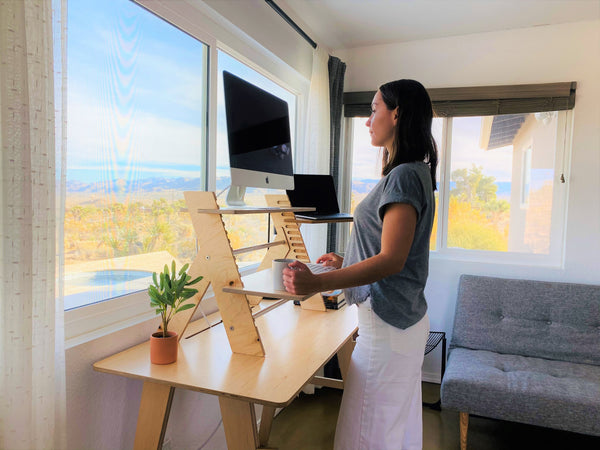 Make Room For An Office in Your Small Apartment – Organizing; Design Tips for Modern Minimalists Working From Home
