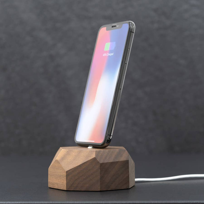 Walnut - iPhone Dock