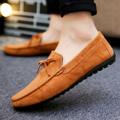 Laced Loafers