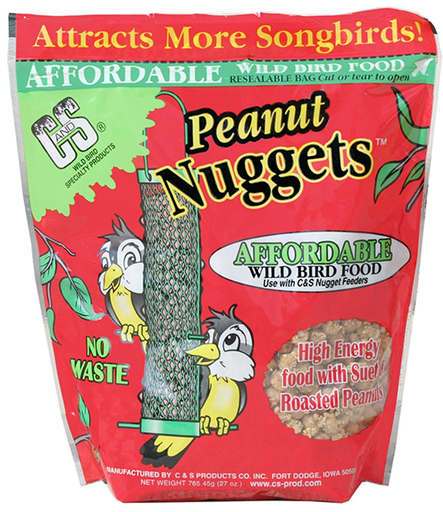 C&S Peanut Nuggets