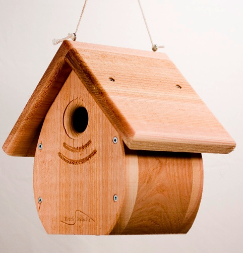 Kettle Moraine Tear Drop Nestbox - Natural