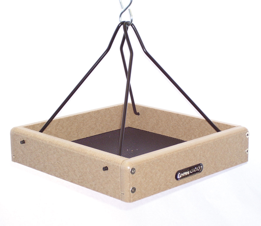 Bird's Choice Recycled Hanging Tray