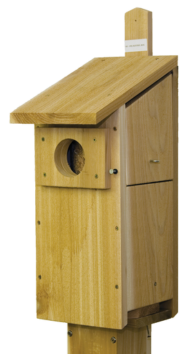 Stovall Products Screech Owl/Kestrel House