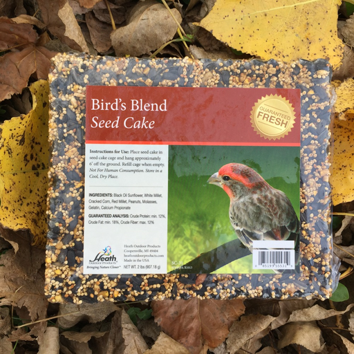 Heath 2lb Bird's Blend Seed Cake