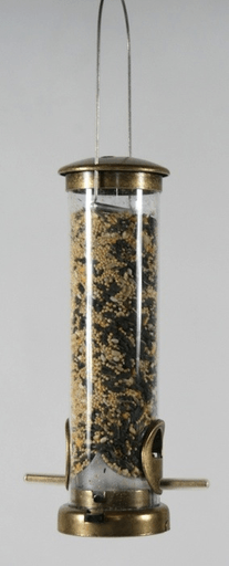 Aspects Small Quick Clean Seed Tube (Antique Brass)