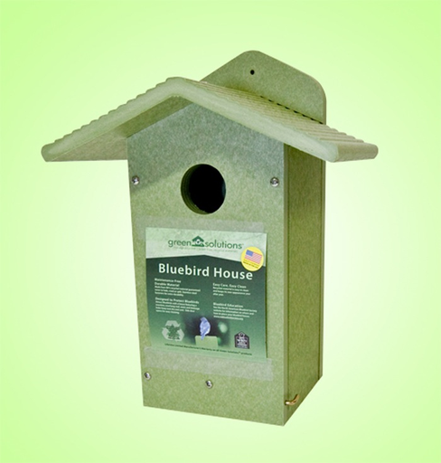 Green Solutions Bluebird House