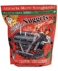 C&S Orange Flavored Nuggets