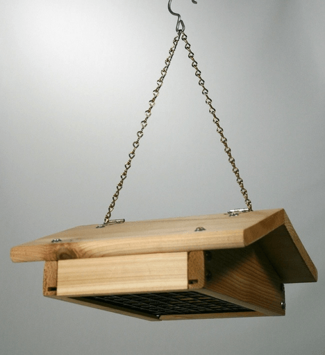 Stovall Products Large Upside-down Suet Feeder