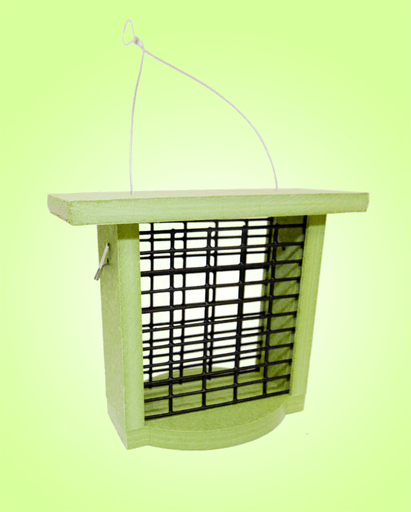 Green Solutions Single Suet Feeder