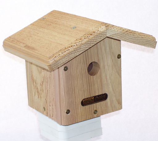 Bird's Choice Wooden Wren House