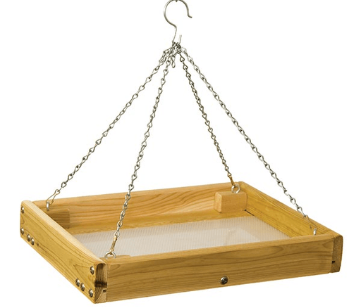 Stovall Products Hanging Small Feeder Tray