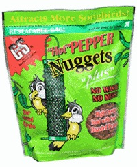 C&S Hot Pepper Nuggets Plus