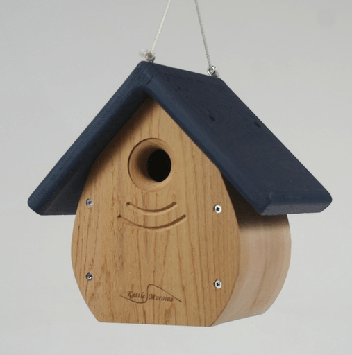 Kettle Moraine Tear Drop Nestbox - Navy