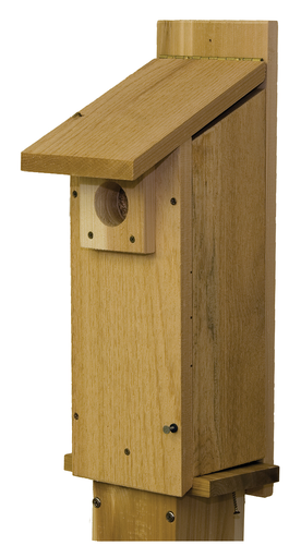 Stovall Products Woodpecker House