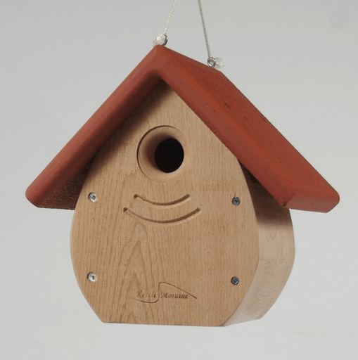 Kettle Moraine Tear Drop Nestbox - Terra Cotta