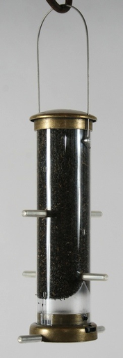 Aspects Small Quick Clean Nyjer Tube (Antique Brass)