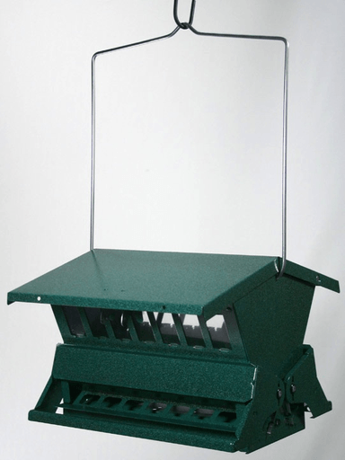 Heritage Farms Absolute II Double Sided Squirrel-Proof Feeder