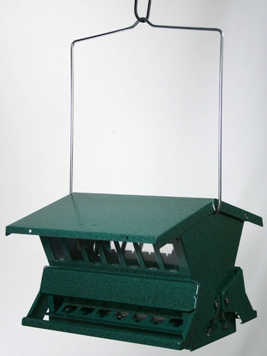 Woodlink Absolute II Double Sided Squirrel-Proof Feeder