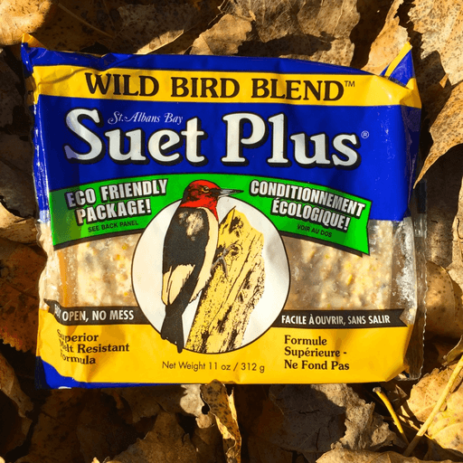 Suet Plus Wild Bird Blend by Wildlife Sciences