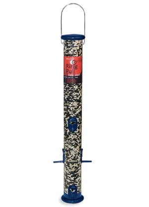 "Droll Yankees 23"" Ring Pull Seed Feeder (Midnight Blue)"