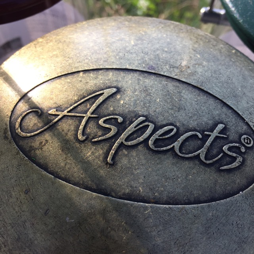 Aspects Quick Clean Big Tube - Antique Brass
