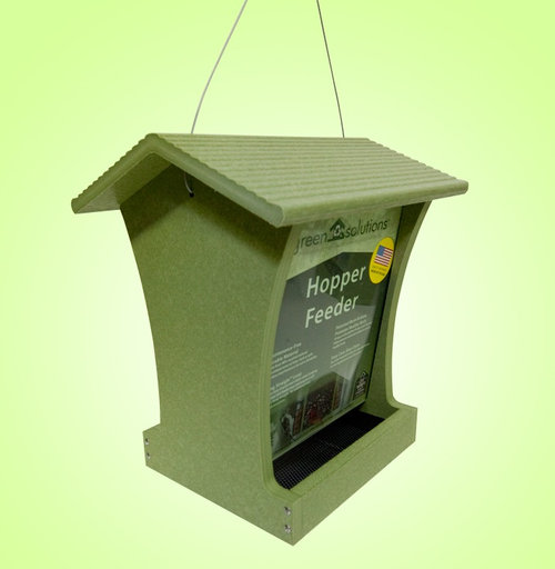 Green Solutions Tall Hopper Feeder