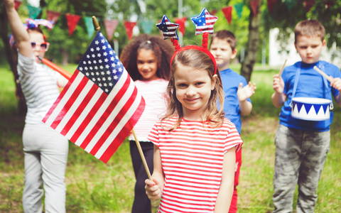 How To Celebrate Independence Day For Kids