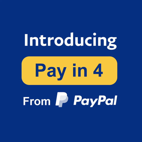 Pay in 4 by PayPal