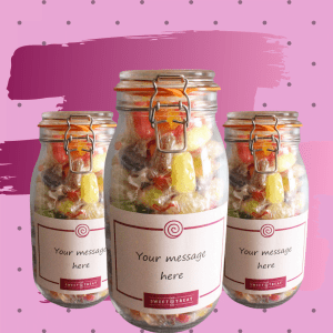 generic product launch gift jar